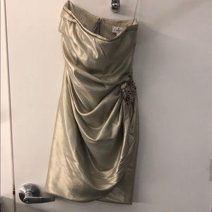J Mendel cocktail dress